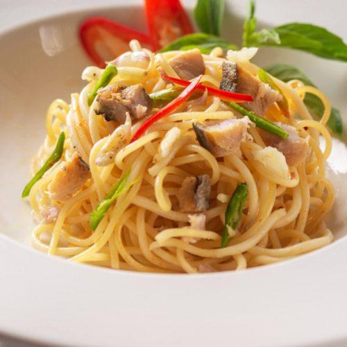 Tuna Chineese Noodles Casserole